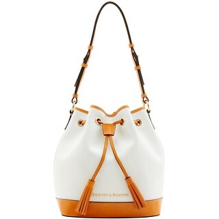 Dooney & Bourke Claremont Drawstring (Introduced by Dooney & Bourke at $288 in Apr 2016) - White