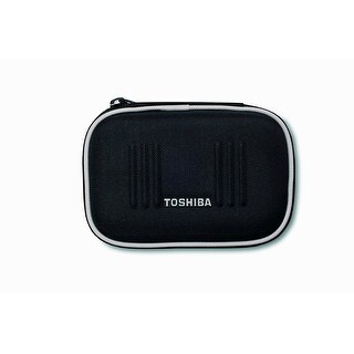 NEW - NEW Toshiba Portable Hard Drive Carrying Case
