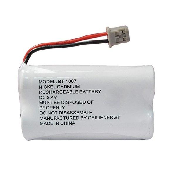 Replacement Battery For Panasonic KX-TG4000 Cordless Phones - P506 (600mAh, 2.4V, Ni-MH)