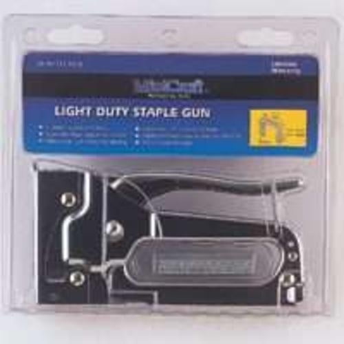 Mintcraft RT-101C3L Light Duty Staple Gun, Chrome