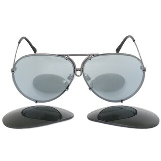 Porsche Design Design P8978 C 69 Aviator Sunglasses for Men