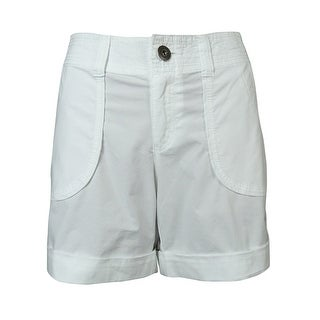 INC Women's Essentials Cuffed Cargo Shorts