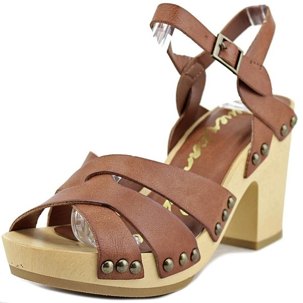 American Rag Acassidyco Open Toe Leather Sandals