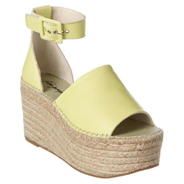 Free People Coastal Leather Wedge. Opens flyout.