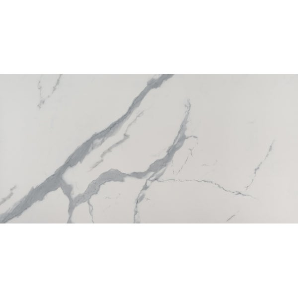 "MSI NEDE2448P Eden - 48"" x 24"" Rectangle Floor Tile - Polished Visual - Sold by Carton (16 SF/Carton) - Statuary"