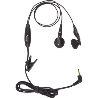 Universal 2.5mm Stereo Earbud Headset