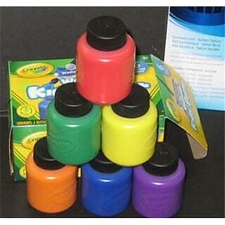 Crayola 2042 Washable Paint Set