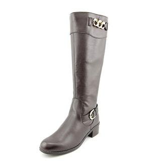 Karen Scott Darlaa   Round Toe Synthetic  Knee High Boot