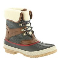 """Tommy Hilfiger Womens Rustee 2"""" Closed Toe Ankle Cold Weather Boots"""