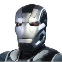 Captain America 3 War Machine 2 Piece Costume Mask Child One Size - Silver