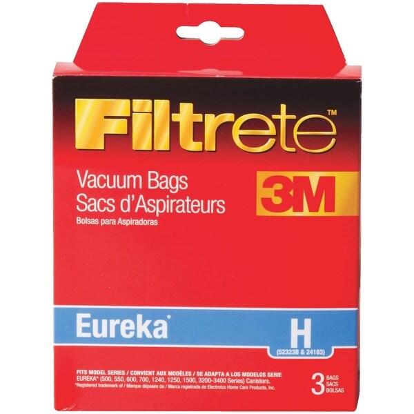 3M Eureka H Vacuum Bag