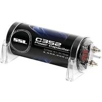 Soundstorm C352 3.5-Farad Capacitor With Digital Display (Black Finish)