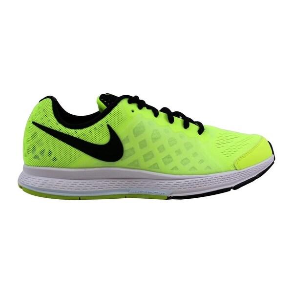 03ce67fc9a7e Shop Nike Zoom Pegasus 31 Volt Ice Black-Volt-Antarctica 654412-700 Grade- School - Free Shipping Today - Overstock - 21025671