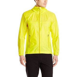 adidas Outdoor Men's Mistral Wind Jacket - earth green
