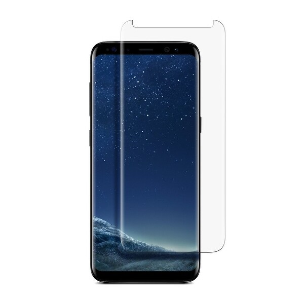 Homvare Premium Tempered Glass for Samsung Galaxy S8-2 pack. Opens flyout.