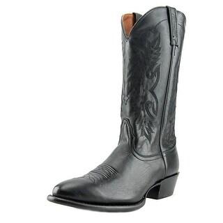 Nocona NB2005 2E Round Toe Leather Western Boot