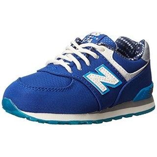 New Balance 574 Pattern Toddler Running Shoes
