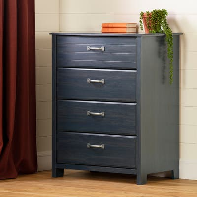 South Shore Asten Traditional Kids' 4-drawer Chest
