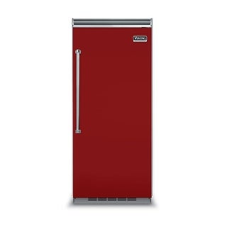 Viking VCFB5363R 36 Inch Wide 19.2 Cu. Ft. Built-In Upright Freezer with ProChill Temperature Management and Right Door Swing