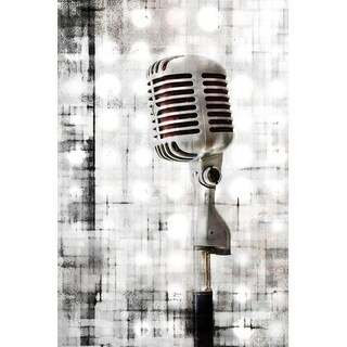 Marmont Hill Mic on Canvas Print on Canvas