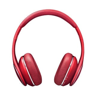 Samsung Level On Wireless Noise Canceling Headphones (Red)