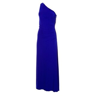 Laundry by Shelli Segal Womens Petites Matte Jersey Prom Evening Dress - 10P
