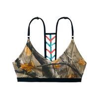 Legendary Whitetails Ladies Big Game Camo Oasis Reversible Bikini Top