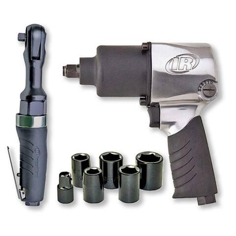 """Ingersoll-Rand 2317G Edge Pro Wrench Kit, 3/8"""" Ratchet"""