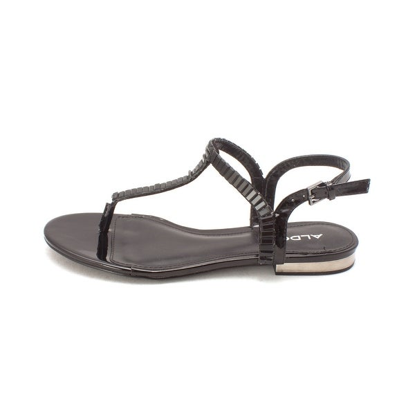 Aldo Womens renadia Open Toe Casual T-Strap Sandals