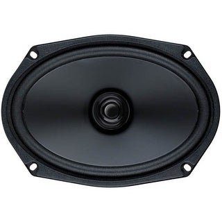 Boss Audio BOSBRS69B Boss BRS69 6x9 Inches Dual Cone Replacement Speaker (Single Speaker)