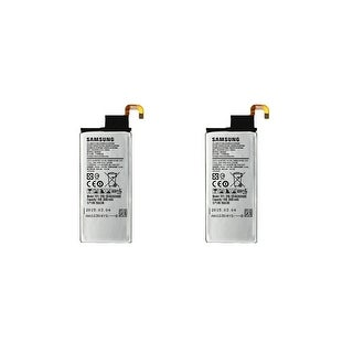 New Samsung Battery (2600mAh) for Galaxy S6 EdgeTwo Batteries