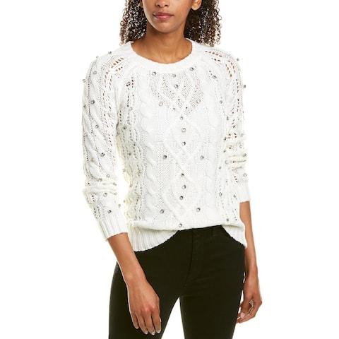 Trina Turk Gin N Wool-Blend Sweater