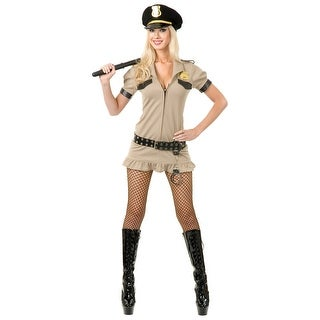 Sexy California Sheriff Costume