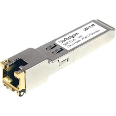 Startech - Sfpc1110 - Gb Rj45 Copper Sfp Transceiver
