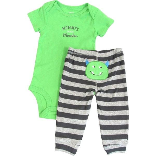 Carter's Baby Boys' 2-piece Bodysuit & Pant Set