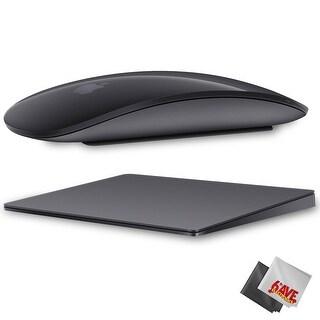 Apple Magic Mouse 2, Magic Trackpad 2, Magic Keyboard (Space Gray)