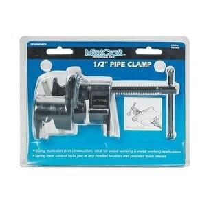 "Mintcraft JLO-0393L Pipe Clamp Fixture, 1/2"""
