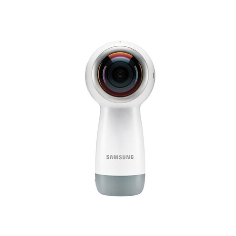 Samsung Gear 360 Virtual Reality Camera (2017 Version)