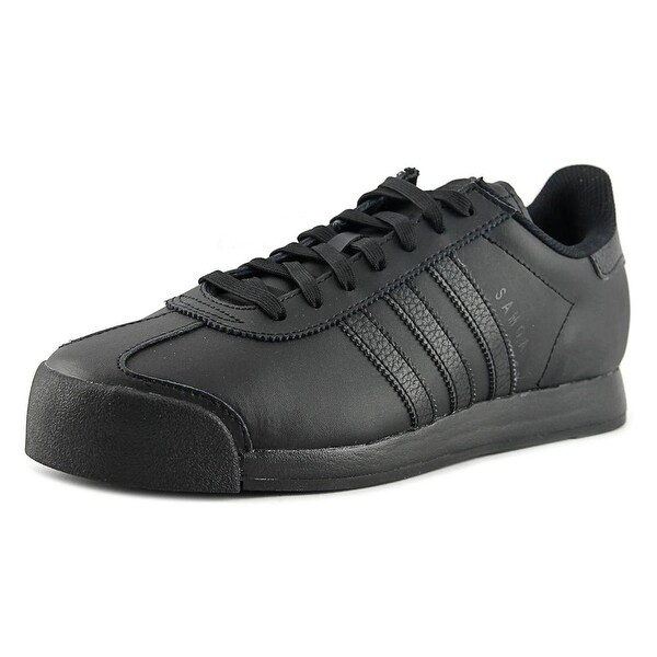 95c9945c8dd2 Shop Adidas Samoa Round Toe Leather Running Shoe - Free Shipping ...