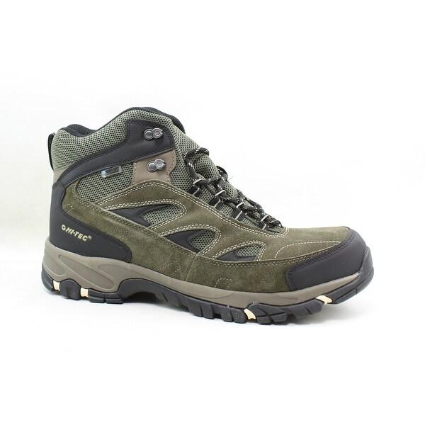 d85a31e6731 Shop HI-TEC Mens Logan Brown Hiking Boots Size 13 - Free Shipping ...