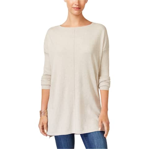 Style&Co. Womens Tunic Pullover Sweater