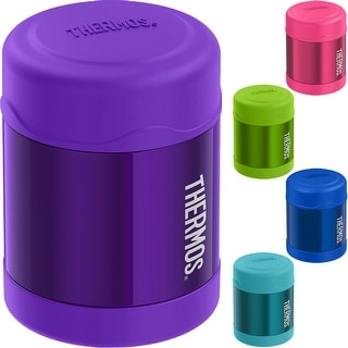 Thermos 10 oz. Kid's Funtainer Vacuum Insulated Stainless Steel Food Jar - 10 oz.