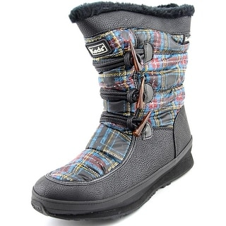 Keds Powder Puff Round Toe Synthetic Winter Boot