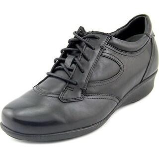 Drew Prague Women N/S Round Toe Leather Sneakers