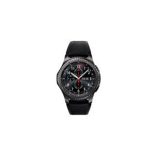 Samsung Gear S3 Frontier Gear S3 Frontier Dark Gray Watch