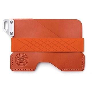 Dango Products Burnt Orange C01 Civilian Dapper Wallet