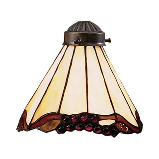 Landmark Lighting 999-03 Tiffany Single Replacement Shade from the Mix-N-Match C
