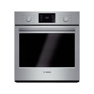 Bosch HBN5451UC 27 Inch Single Wall Oven with European Convection - Stainless Steel