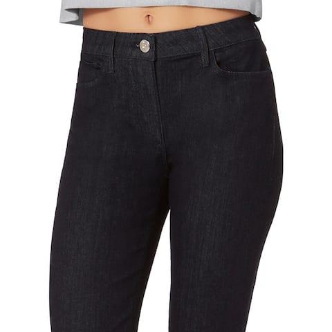 3 X 1 W25 Midway Gusset Zipper Black Jeans