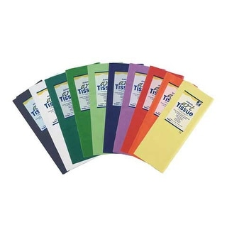 Pacon - Spectra Art Tissue Sheet - 24-Sheet Pack - Canary